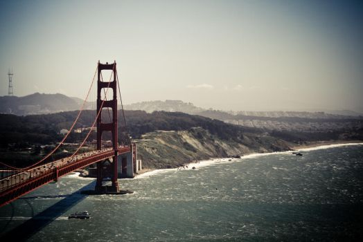 That's The Golden Gate by killercup