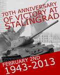 70th Anniversary of Stalingrad by Party9999999