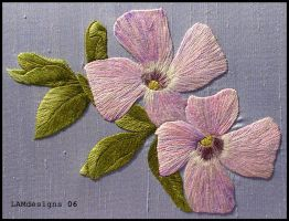 Periwinkle - Silk Shading by MasonBee
