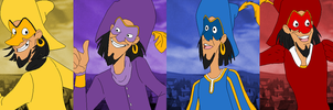Color Spectrum Clopin by SelenaEde
