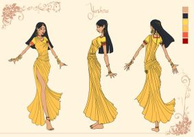 Yashna - India by Val-eithel
