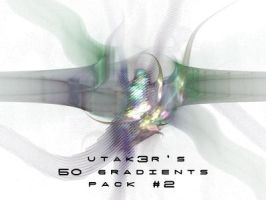 Utak3r's 50 Gradients Pack 2 by Apophysis