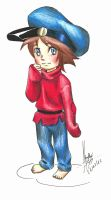 Fievel - An American Tail by nay-only