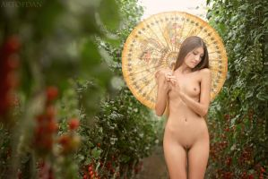 My Secret Garden by artofdan70