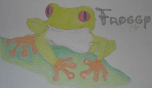 Froggy by Hippsj93
