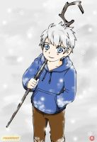 Rise of the Guardians: Jack Frost by Pikaspirit