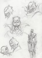 Viper RSR Sketches - Lord Veloce by Apricots-from-Nara