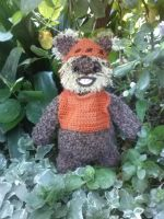 Star Wars  Ewok Doll by catqueen136