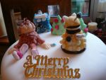 A merry cakey christmas by Stars-forever-shine