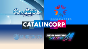 CatalinCorp Rebrand Six Wallpaper 1 (Full HD) by Catali2016