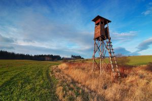 Hunters turret by Guanchos