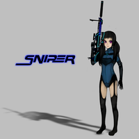 AZPHAR Forces - Sniper by Chizzil