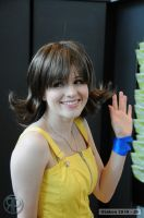 Selphie at Otakon 2010 by x-Lunairetic-x