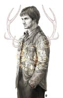 Will Graham by MKage