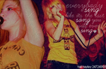 Born For This - Hayley by jagged-pulse