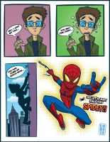 ...Call you Spidey by lordmesa