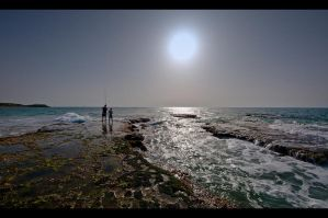 Pictures Of The Sea by Dezaster3