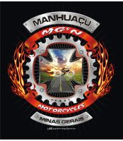motoclub manhuacu by giographics