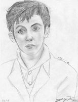 Young Paul McCartney by syd-vicious