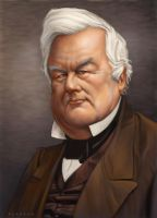 Millard Fillmore Bad President by jimmyemery