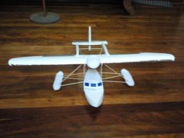 s-39 Kit scratch build  RC (Airframe complete) by synersignart