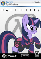 Half - Life 2 by thelilpallywhocould