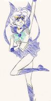 Sailor Mercury by sailorangel