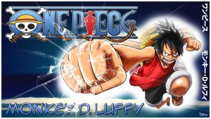 Monkey D. Luffy Wallpaper by Zeetroy