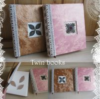 Twin Books by Redilion