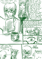 Mission DEBRIEFING P1 by DoodleDowd