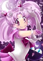 Sailor ChibiMoon by HorrorPillow