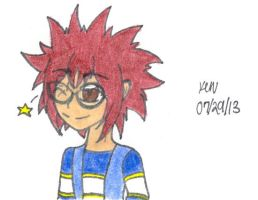 Wearing Glasses by Nicktoons4ever