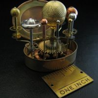 Pocket Orrery by steelhipdesign
