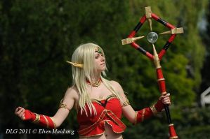 Blood elf - World of Warcraft by Ereldana-Cosplay