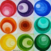 Color Wheel Circles by I-am-the-wanderer