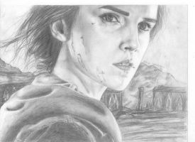 Hermione Granger scan version by catherine91011