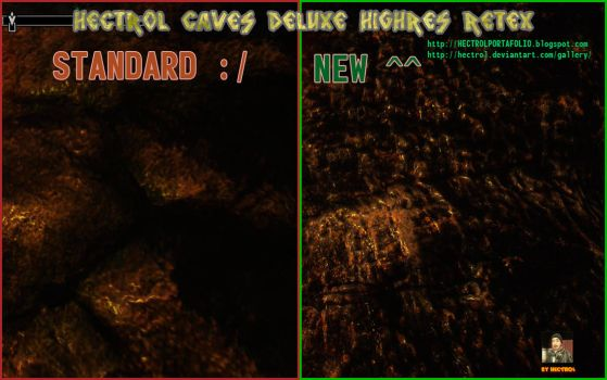 Hectrol CAVES DELUXE HR Retex - Comparison 05 by hectrol