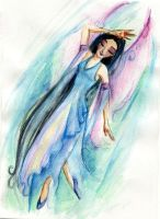 Wind fairy by Ines92