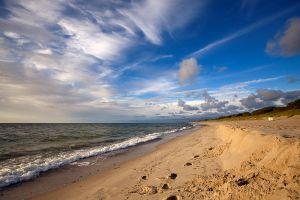 The Curonian Spit by khmaria