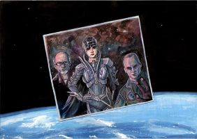 Meanwhile, in the Phantom Zone... by didism