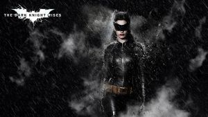 The Dark Knight Rises: Catwoman by uLtRaMa6nEt1cART