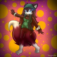 .:Keke the Kitty:. by Kathy-the-echidna