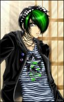 little Emo by Dylan-Virtue2Vice