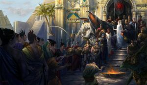 The Surrender of Mereen by Steves3511