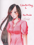 ColorArtDay1 by mave2911