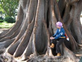 Trunks again by Shirak-cosplay