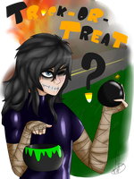 Trick-or-Treat by donuttouch