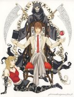 Death Note by GreatShinigami