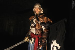 My Proud, My Honor - Edward Kenway Cosplay by Leon by LeonChiroCosplayArt