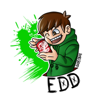 EDD sticker by MissSkull